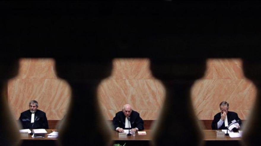 Video Rychetský v Událostech: Předem nelze říct, jak by ÚS rozhodl