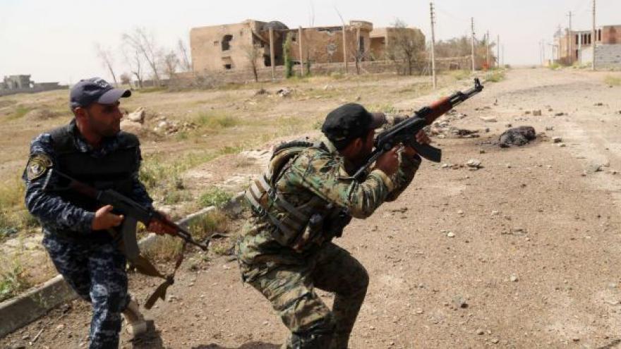 Video Armáda má znovu ve svých rukou Tikrít