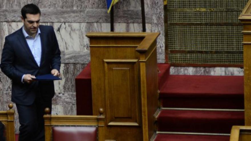 Video Řecko poslalo do Bruselu aktualizovaný seznam reforem