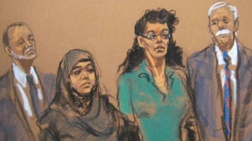Video FBI dopadla dvě ženy - chtěly útočit na vládní budovy