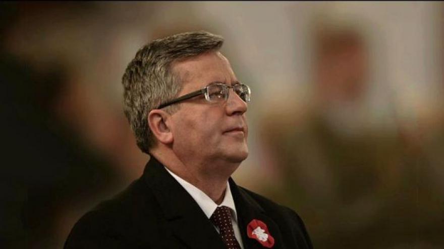 Video Události ČT: Polsko bude volit prezidenta, Komorowski ztrácí