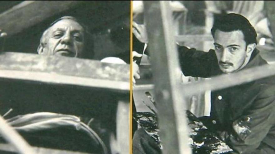 Video UDÁLOSTI V KULTUŘE: Picasso vs. Dalí
