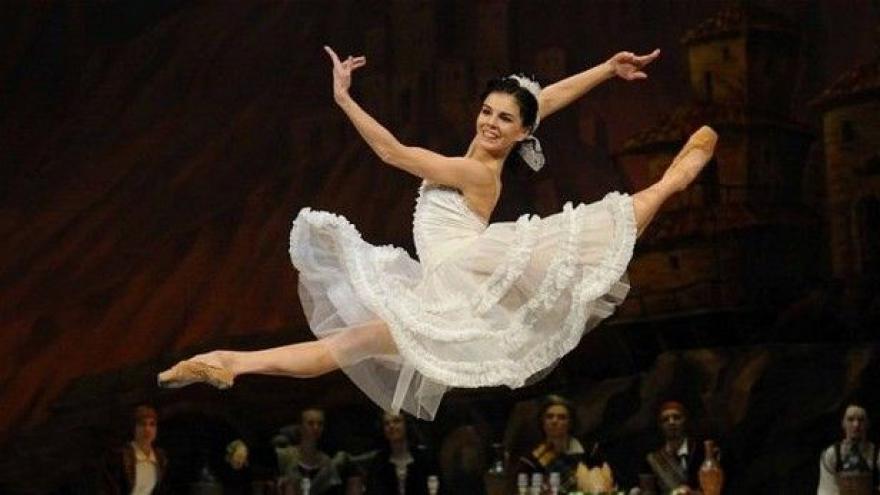 Video Baletka Osipovová chystá další premiéru