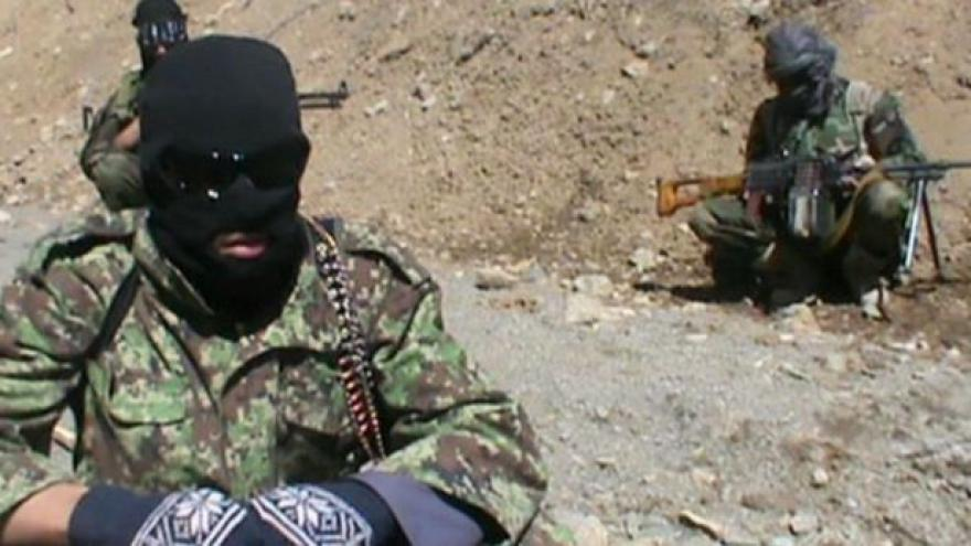 Video Islámský stát už operuje i v Afghánistánu