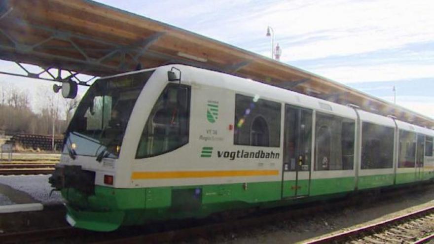 Video Liberecký kraj řeší stížnosti na vlaky německého dopravce