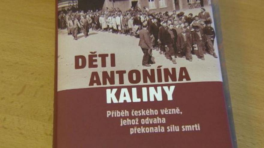 Video Antonín Kalina - hrdina z Buchenwaldu, který zachránil stovky životů