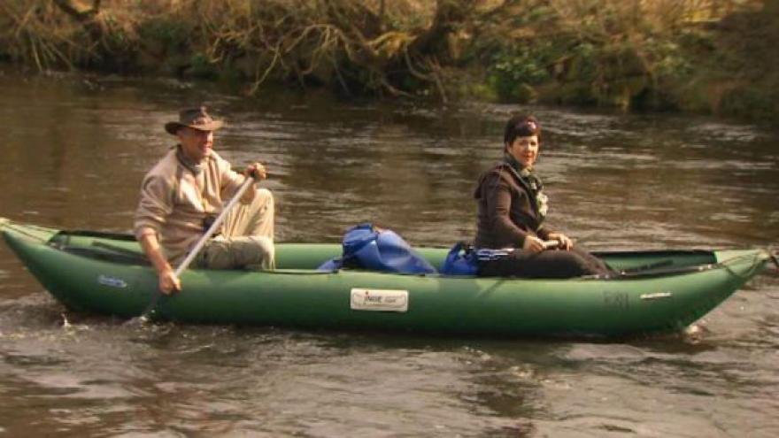 Video Na vodáky čekalo jarní počasí a dostatek vody