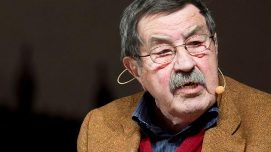 Video Události v kultuře: Zemřel Günter Grass