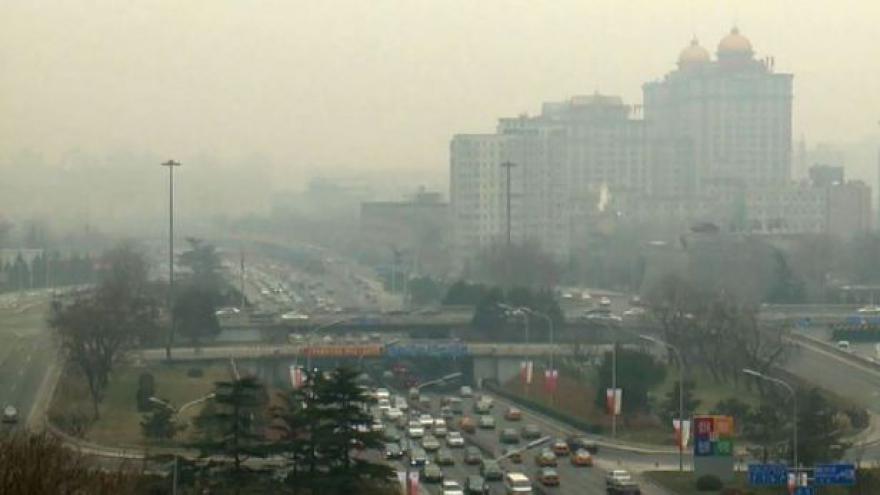 Video Podle WHO je Dillí město s nejšpinavějším vzduchem