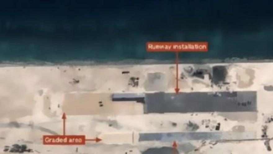 Video Čína prý buduje runway pro armádu