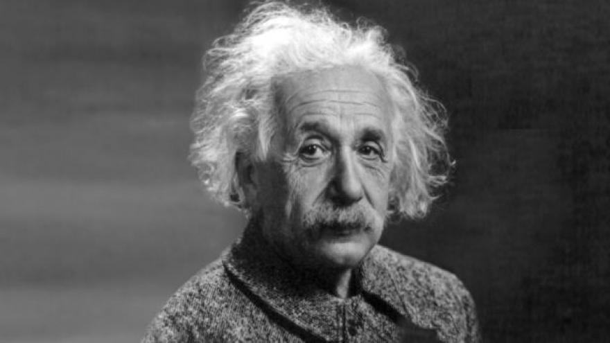 Video Vítězslav Kříha o Albertu Einsteinovi