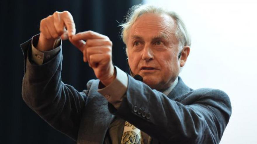 Video Richard Dawkins v Čechách