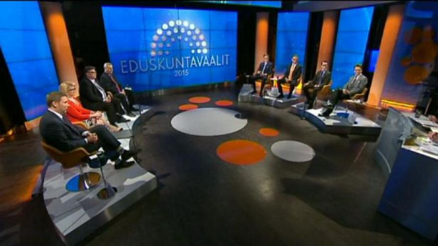 Video Finsko volí nový parlament
