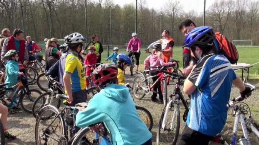 Video Cyklotour Kolín 2015