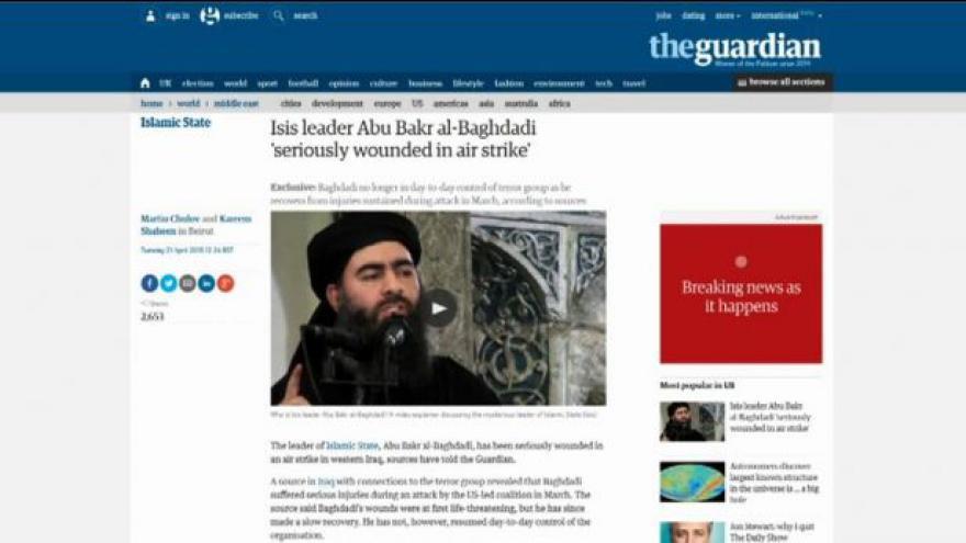 Video Horizont ČT24: Kdo řídí Islámský stát?