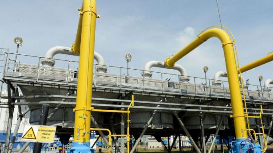 Video Gazprom podle Bruselu zneužívá svého postavení