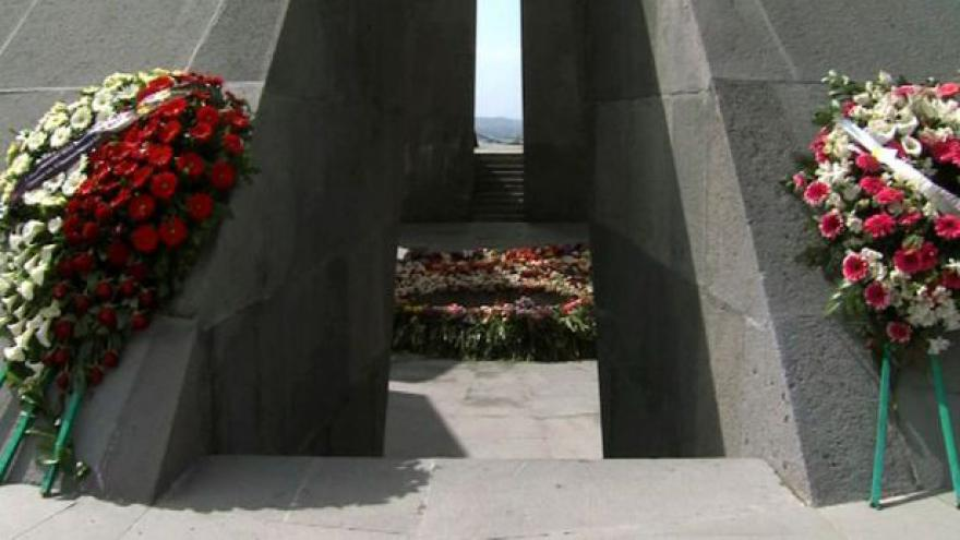Video Arménie si připomíná 100 let od masakru svých obyvatel