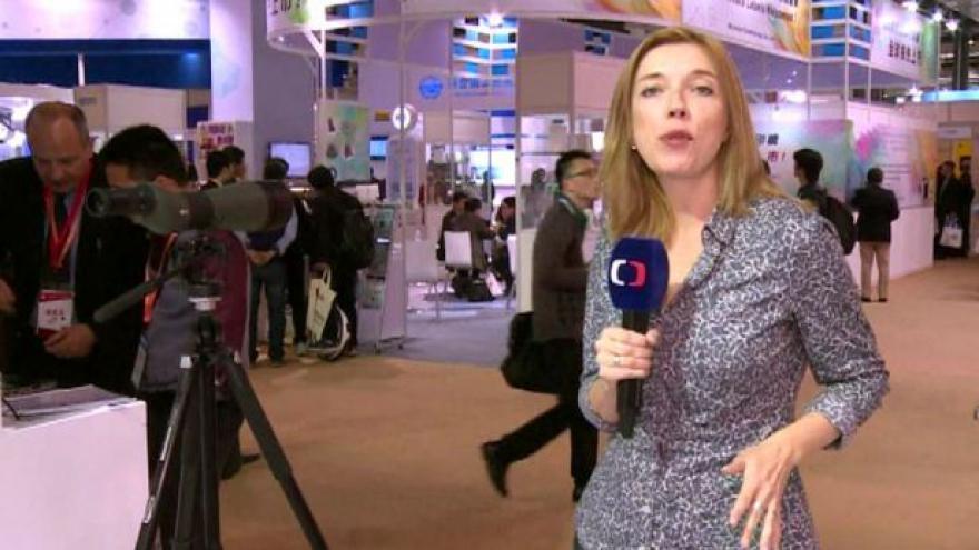 Video Na českých dnech v Číně se prezentuje na 60 našich firem