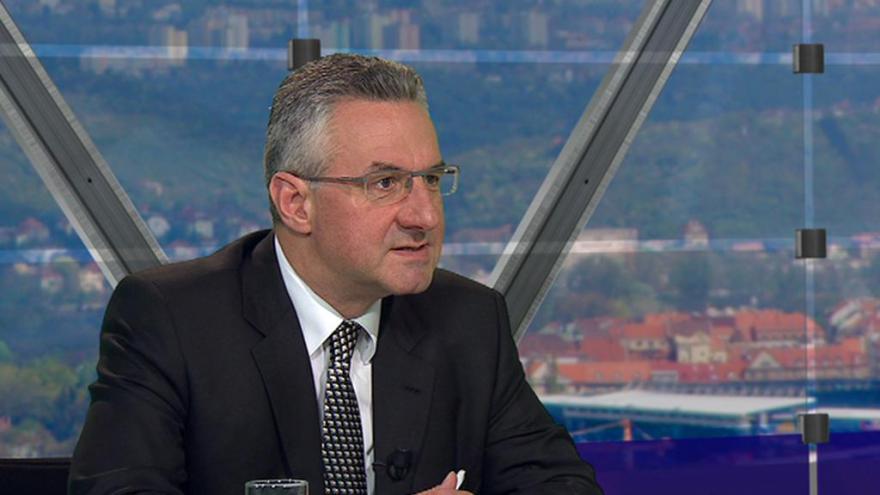 Video Jan Zahradil (ODS): Česká vláda selhala a byla poražena