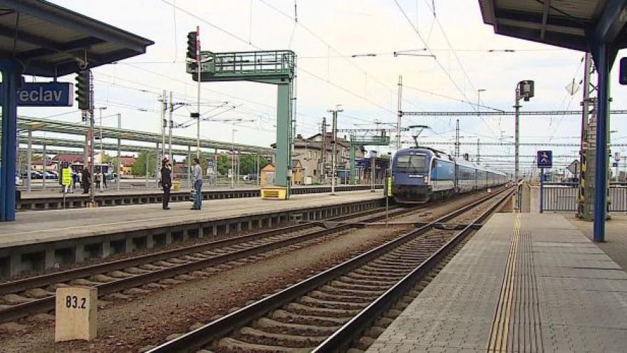 Video Břeclav má železniční stanici budoucnosti. Za tři miliardy