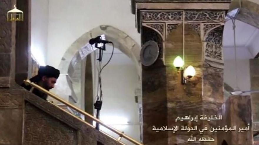 Video Vůdce IS Bagdádí je prý klinicky mrtev