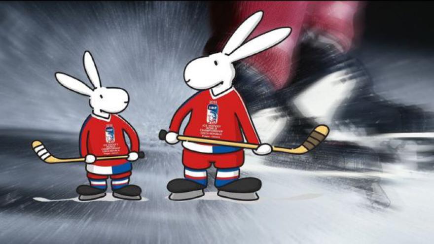 Video Dva dny do hokejového šampionátu v Ostravě