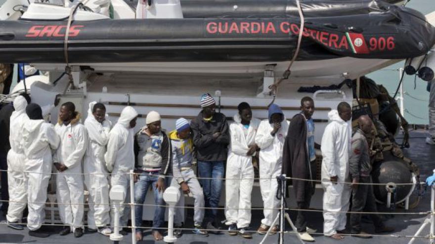 Video Do Evropy míří přes moře další tisíce uprchlíků