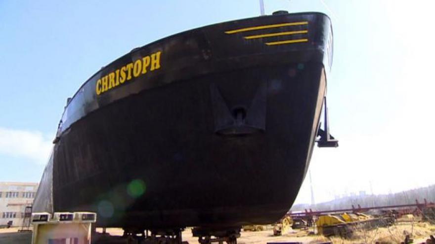 Video Tanker má z Chvaletic vyplout do Německa koncem týdne