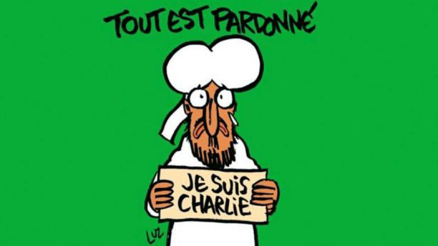 Video Mezinárodní PEN klub ocenil Charlie Hebdo