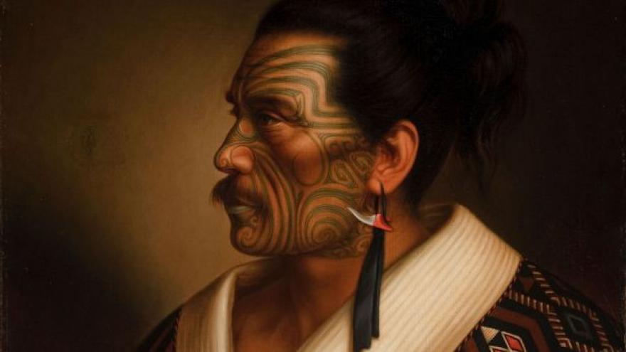 Video Roman Musil: Maoři portréty považovali za živé bytosti
