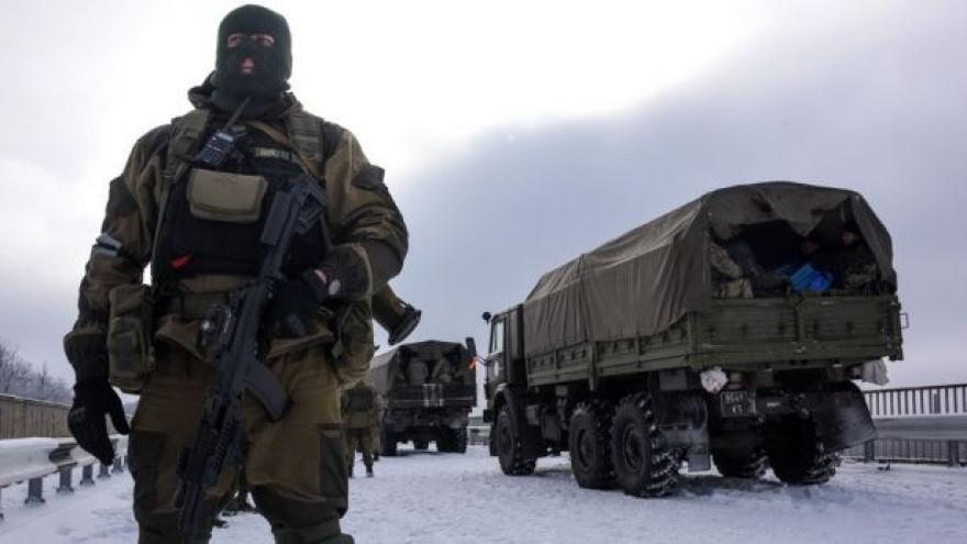 Video Podle USA chystají povstalci na východě Ukrajiny nové útoky