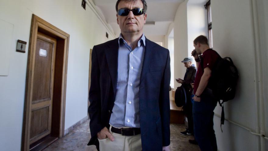 Video Jiří Hynek: Soud si vyčlenil čtyři jednací dny, protože předpokládá, že David Rath obsáhle vystoupí.