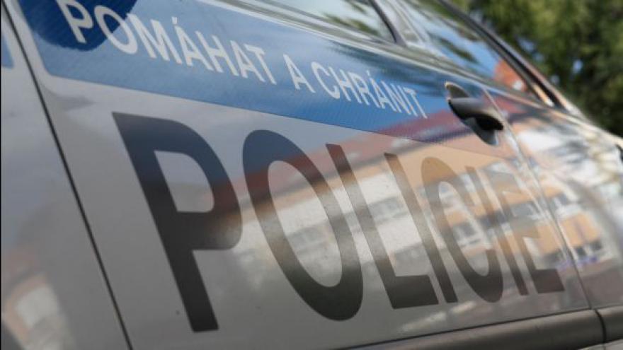 Video Policisté z Přerova kontrolují cyklisty