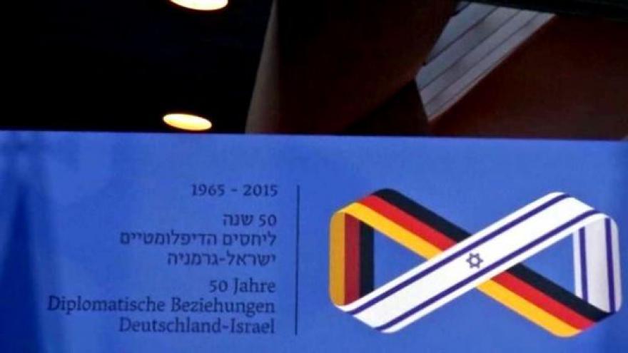 Video Izrael a Německo navázaly před 50 lety diplomatické styky