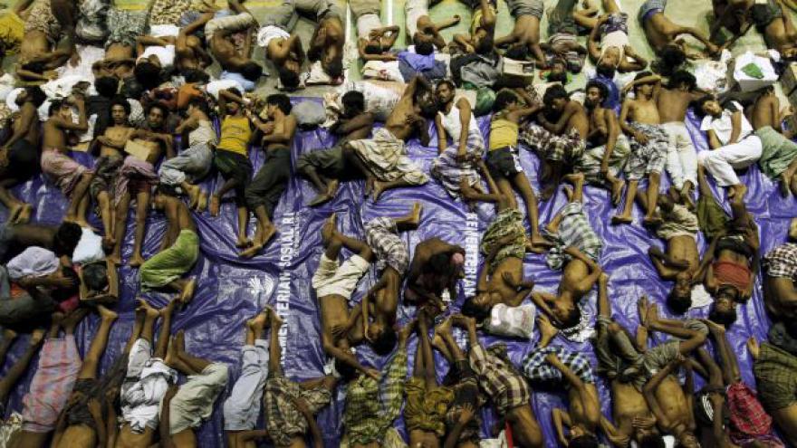 Video Evropa je rozdělená: Kdo přijme uprchlíky navíc?