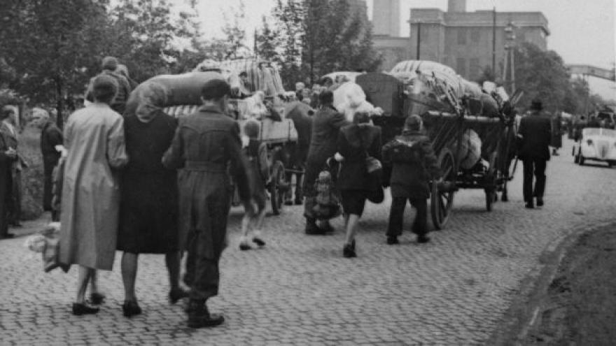 Video Odsun Němců byl podle Čechů spravedlivá odplata, násilí ne
