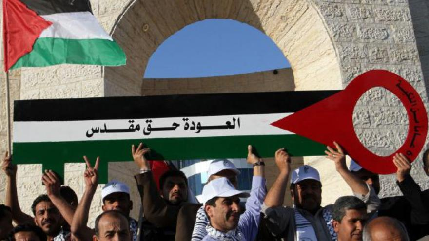 Video Události: 67 let od vyhnání Palestinců