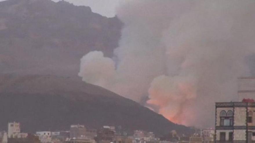 Video V Jemenu znovu zuří boje