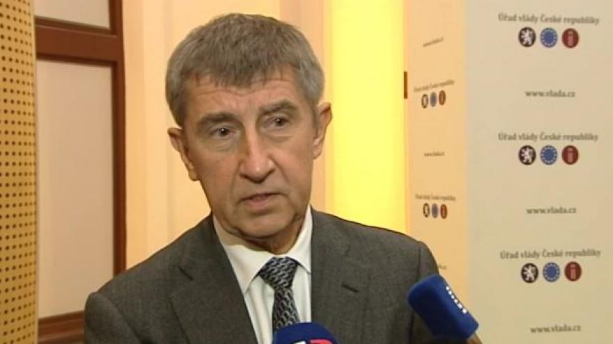 Video Ministr financí Andrej Babiš (ANO) o dotaci na Grand Prix