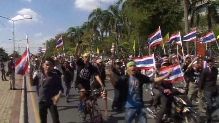 Video Šinavatrová má v Thajsku řadu příznivců i odpůrců