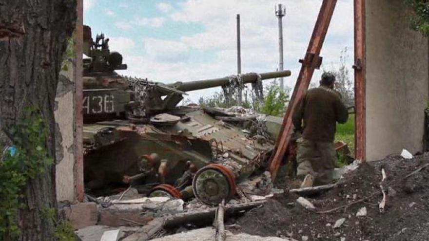 Video Kyjev je ve válce s Ruskem, říká Porošenko