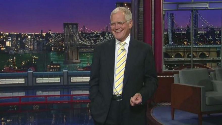 Video Reifová: Letterman přinesl do talk show komediální prvek