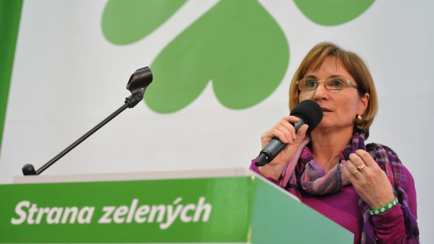 Video Zelení si volí nové vedení