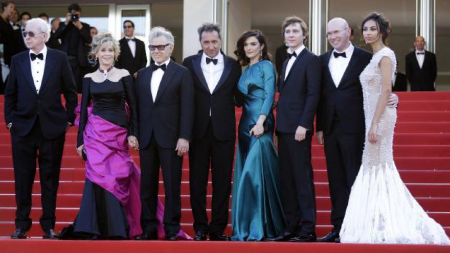 Video Premiéry v Cannes