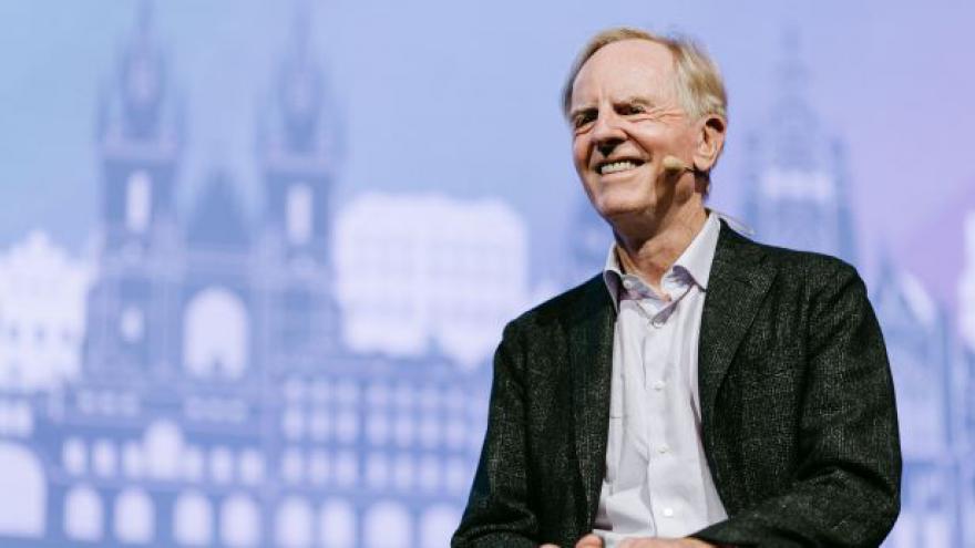 Video Sculley: Budoucnost podnikání leží ve velkých datech