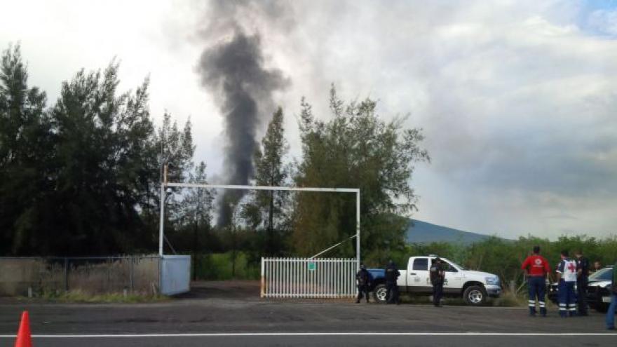 Video Přestřelka na ranči v Mexiku si vyžádala desítky mrtvých