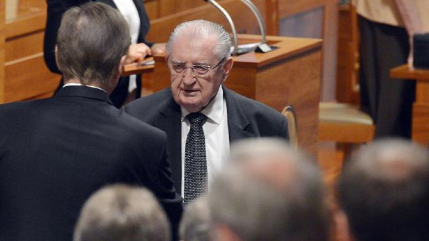 Video František Čuba si ponechá všechny politické posty