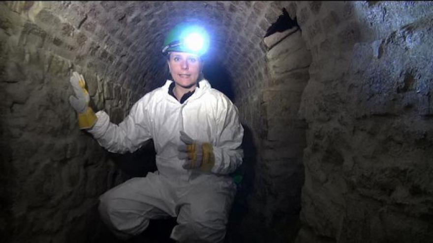 Video Oprava kanalizace v Terezíně
