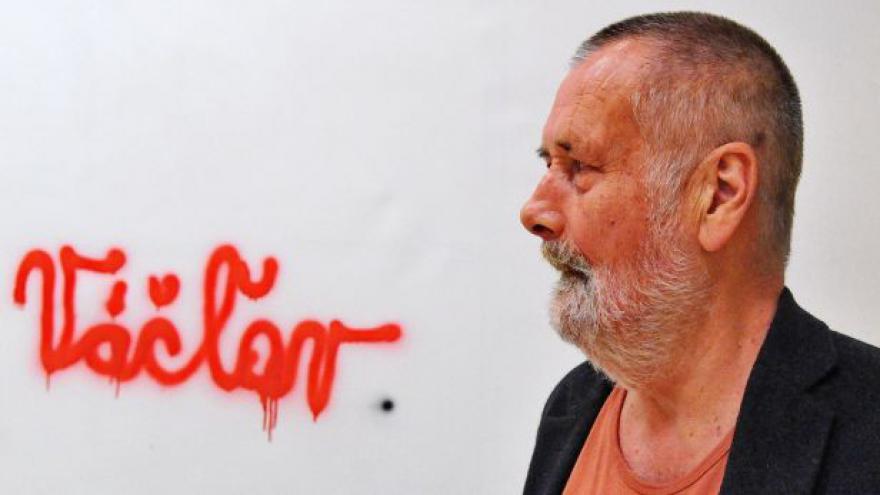 Video Václav Stratil hovoří o své tvorbě