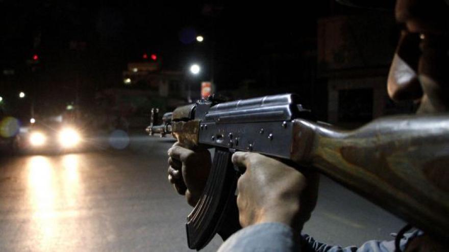 Video Taliban zabil devět Afghánců, kteří pracovali pro Člověka v tísni